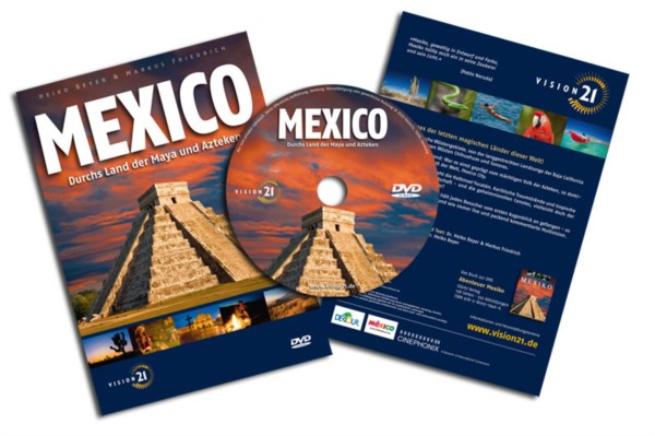 Mexiko DVD Cover